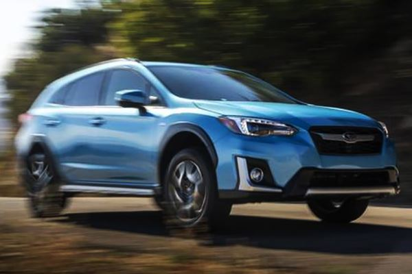 Subaru Slowly Ramps Up Electrification Plans image