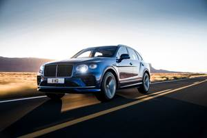 World's Fastest SUV Gets New Look, Adds Fuel Efficiency Tech