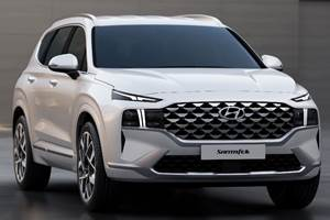 2021 Hyundai Santa Fe Revealed