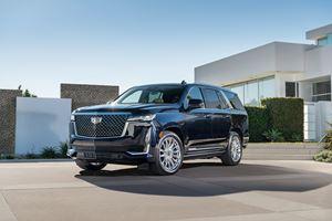 2021 Cadillac Escalade ESV 4WD Premium Luxury image