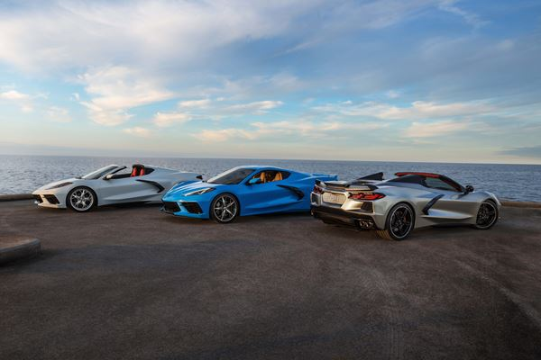 Reading About Corvette image