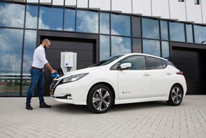 Why EV Charging the Other Way Might Be Profitable