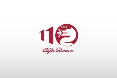 Alfa anniversary logo