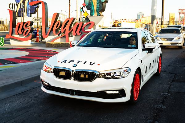 What Aptiv and Lyft Learned in Vegas image
