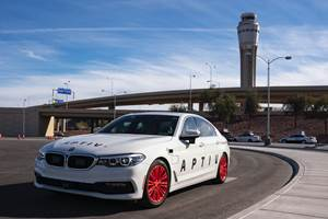Aptiv at the Airport in Vegas
