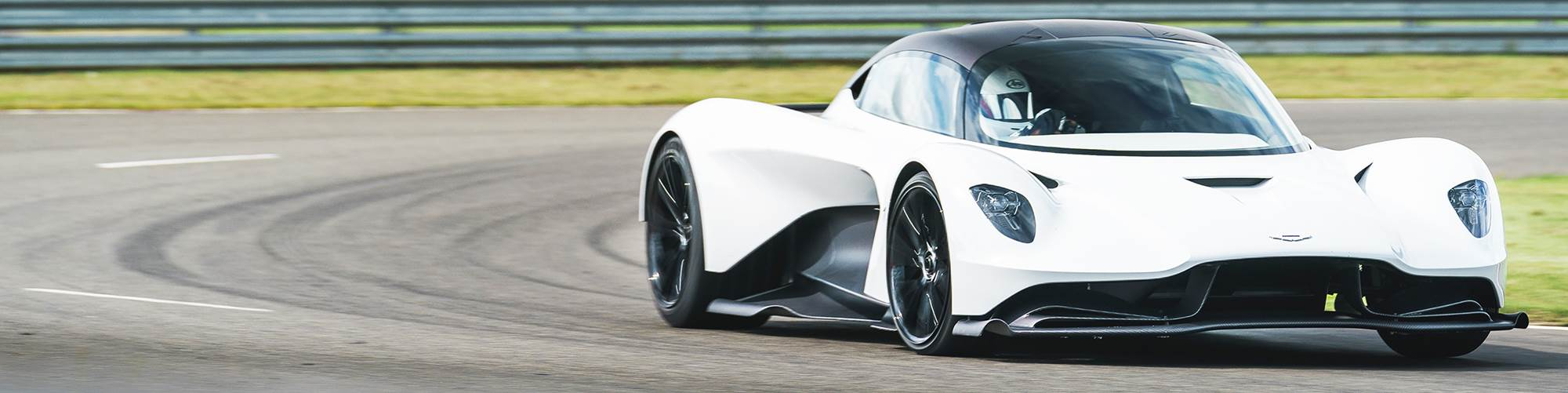 Aston Martin's upcoming Valhalla supercar will be powered by V-6 hybrid system
