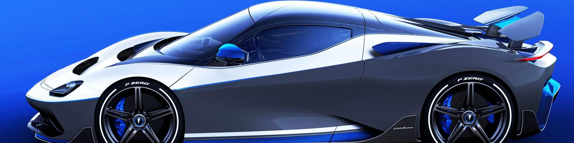Pininfarina Battista Anniversario starts at $2.9 million