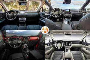 Premium Interiors for Mid-Range Prices (Less Than $50,000)