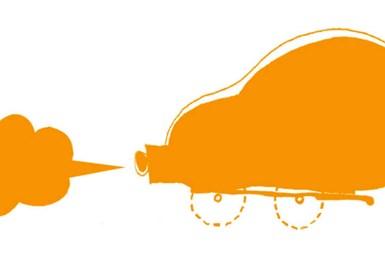 Dyson balloon car