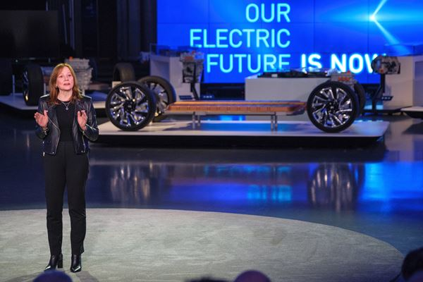 GM Unveils Its Commitment to EVs: What Does This Mean? image