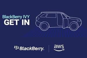 BlackBerry Teams Up with Amazon on Data Platform
