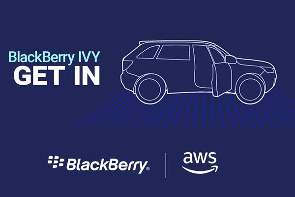 BlackBerry Teams Up with Amazon on Data Platform image