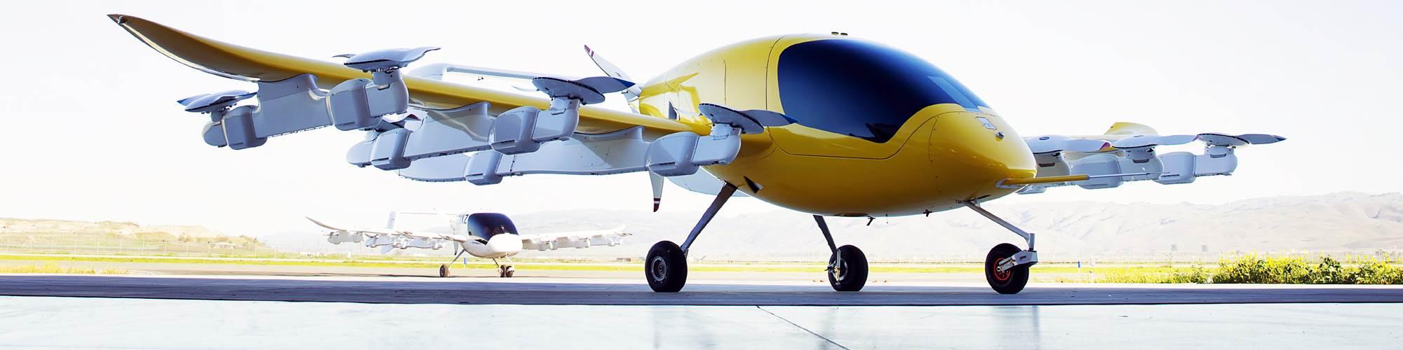 Wisk's Cora autonomous air taxi