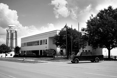 Bollinger's new headquarters
