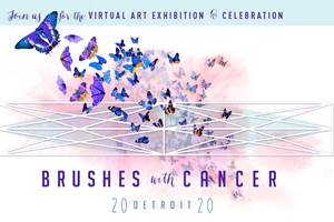 Artists and Inspirators Creatively Face Cancer