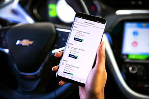 Chevrolet has updated its Energy Assist app to make it easier for Bolt owners to charge their car