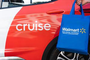 Walmart Cruises Ahead with Green Autonomy