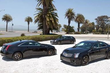 Cadillac V Series