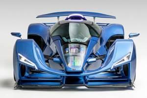 Legendary French Brand Reborn as $2 Million Hypercar Maker