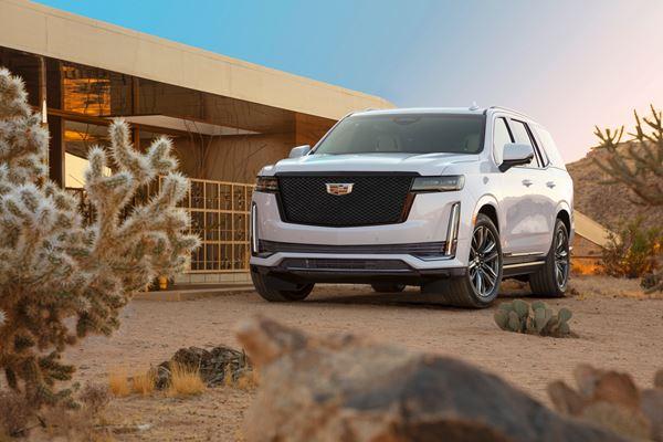 2021 Cadillac Escalade: Big, Bold and Impressive image
