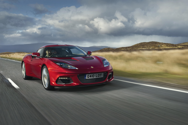 Lotus Offers Thriftier Evora image
