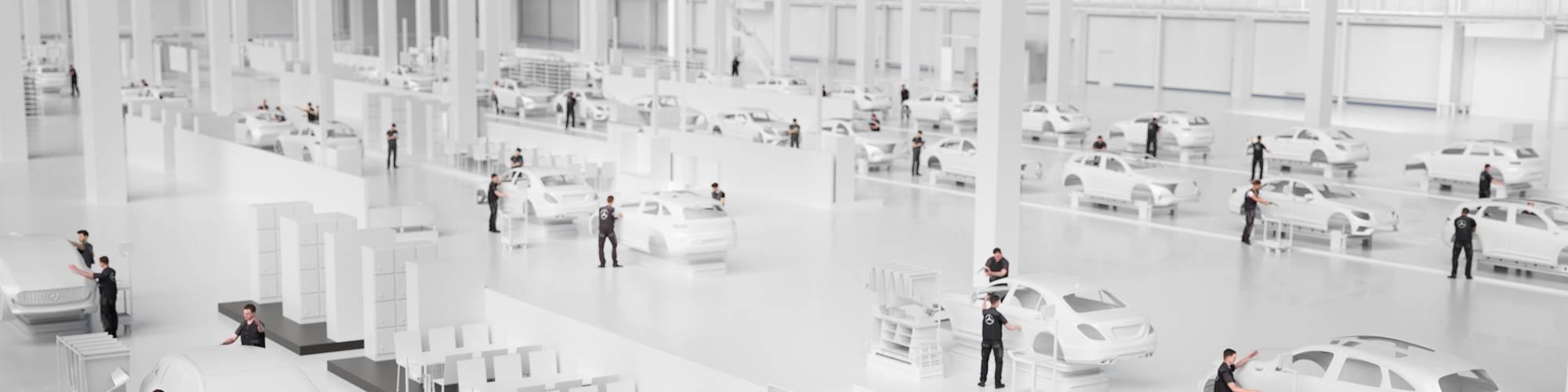 Mercedes Factory 56