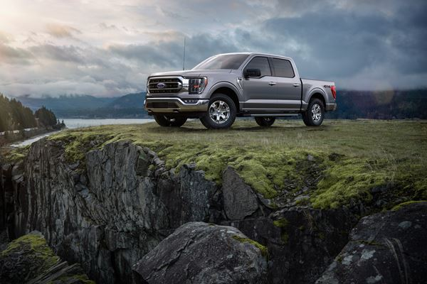 Engineering the 2021 Ford F-150 image