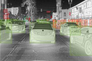 Thermal Sensors for Vehicular and Pedestrian Safety