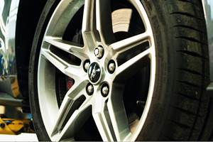 Ford Uses 3D Manufacturing to Thwart Wheel Thefts