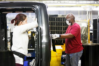 worker safety at ford
