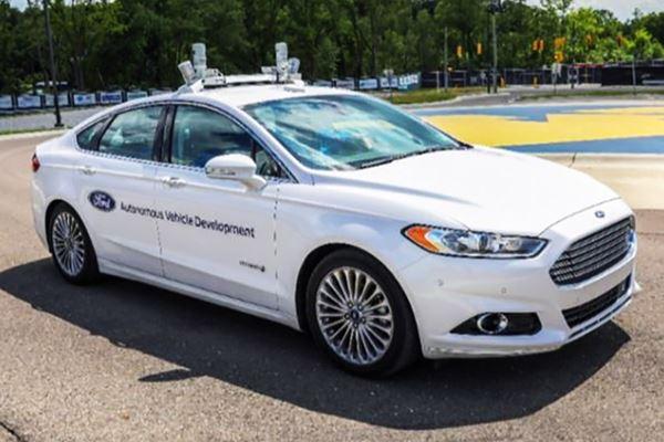 Ford Shares Sensor Test Data for Autonomous Vehicles image