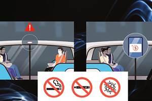 Gentex Brings Smoke Detector Expertise to Cars