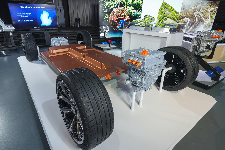 GM EV platform