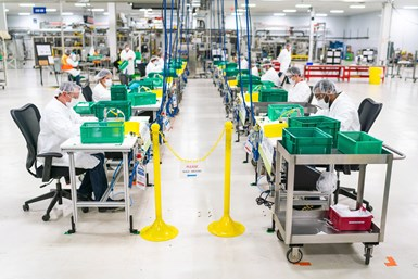 GM Mask Production