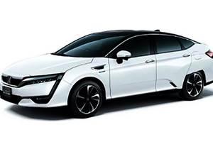 Honda, Isuzu Target Fuel Cell Trucks