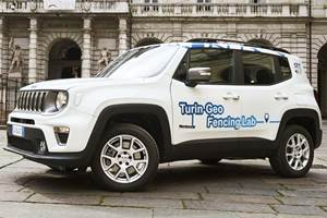 FCA to Test Hybrid Geofencing in Italy