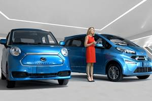 Kandi: An EV for Under $18,000