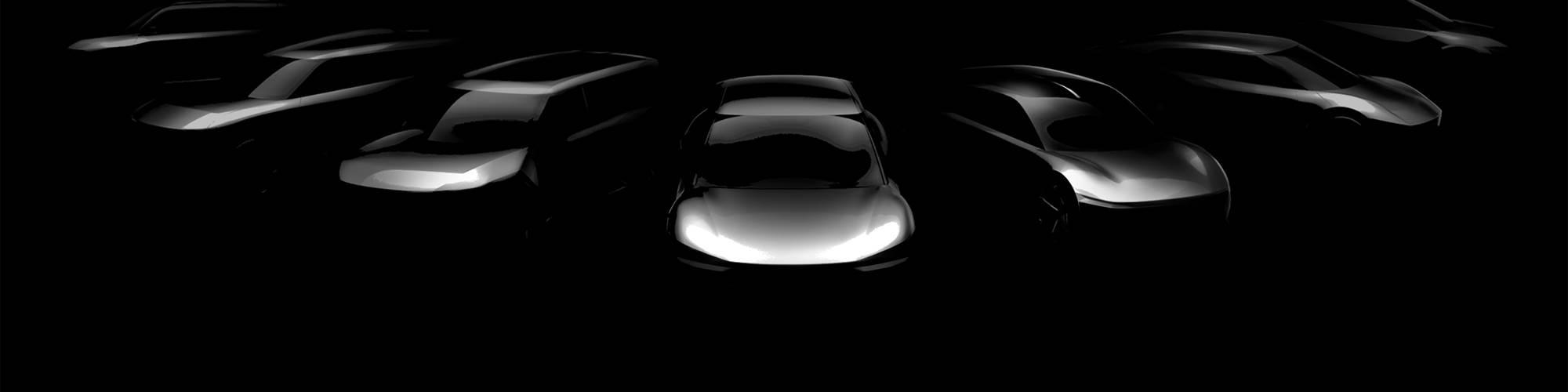 Kia's new dedicated electric vehicles
