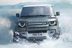 Land Rover is testing advanced materials in extreme conditions with aerospace sensors
