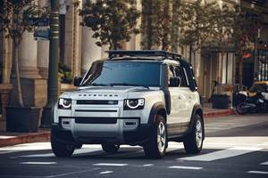 New Defender: The SUV with Two Brains