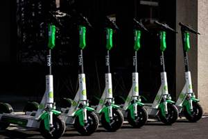 Lime Suspends Scooter Sharing in Select Areas