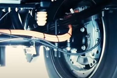 in-wheel electric motor
