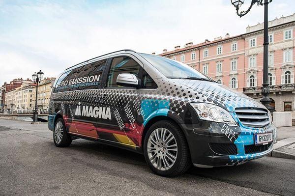 Magna Exec Sees a Hydrogen Future image