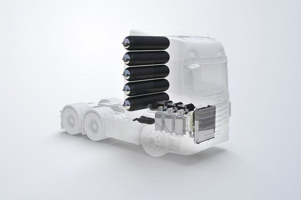 Fuel Cells, Ballard, China and Mahle image