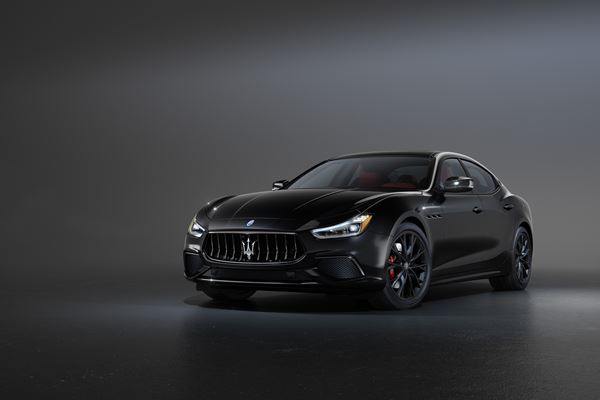 Can You Be a Rebel in a Maserati Quattroporte? image