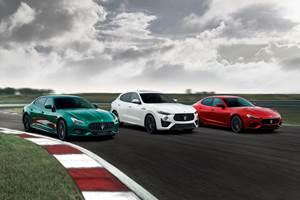 Maserati Revs Up Ferrari-Powered Performance Models