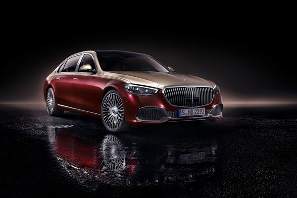 Mercedes-Maybach S-Class Musings image