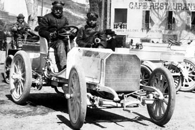 1901 Mercedes 35 PS