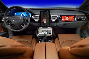 Mitsubishi Electric Targets Touchless Interfaces