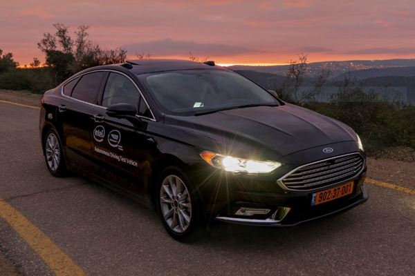 Ford Taps Mobileye for Future ADAS Sensors image